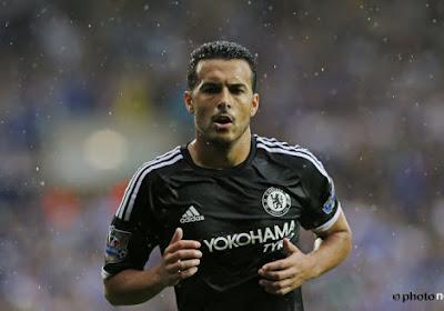 Pedro, en fin de contrat à Chelsea, lance un appel du pied au FC Barcelone