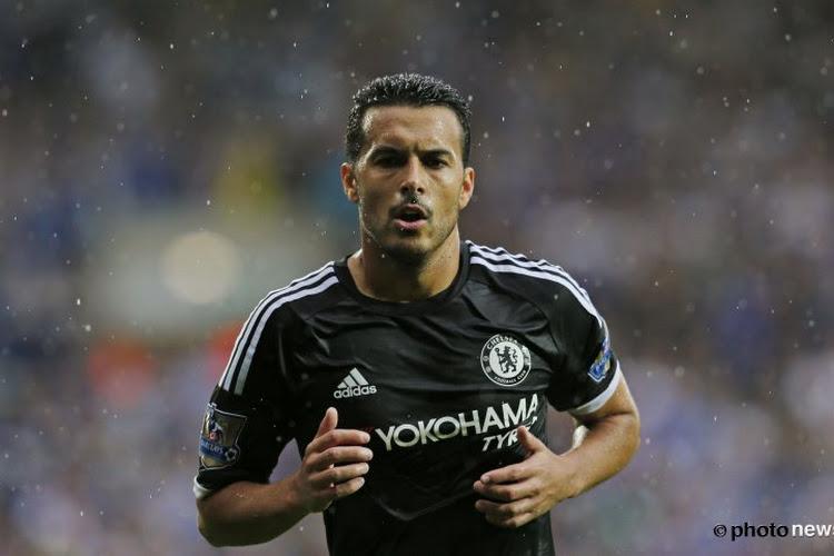 """Pedro, en fin de contrat à Chelsea, pourrait rentrer """"à la maison"""""""