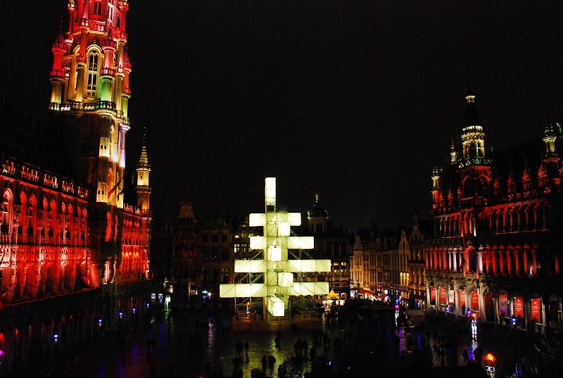 Natale a Grand Place di bumbum