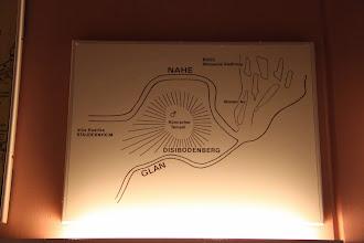 Photo: Disibodenberg mellem Nahe og Glan var først et romersk tempelområde