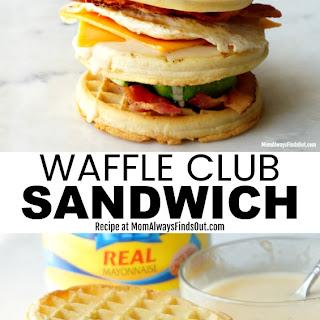 Waffle Club Recipe