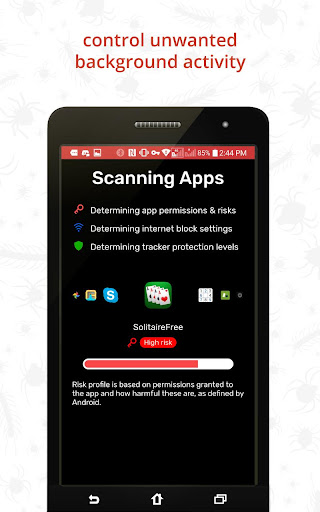 Redmorph Ultimate Privacy & Security Solution screenshot 2