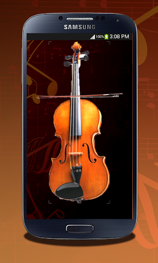 Violin : Play Virtual Violin 1.0 screenshots 3