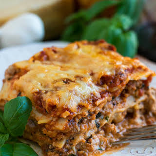 Shredded Beef Lasagna Recipes.