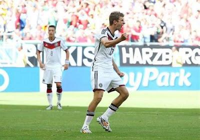 Bayern: pas de Müller contre Hoffenheim