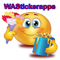 Free WAStickerapps -New Emoji Sticker For Whatsapp icon