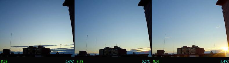 Photo: Amanecer del 6/01/10