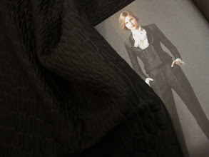 Photo: Ткань:Жаккард шелк с шерстью ш.140см.цена 4200руб.                                            Коллекция Armani