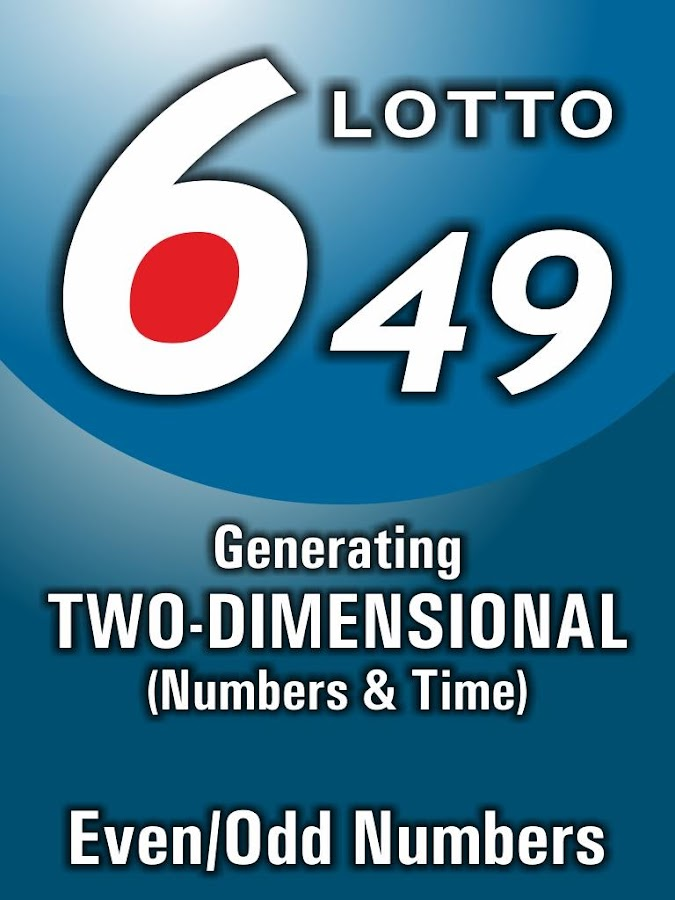 Lotto 649 Rules