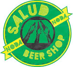 Logo for Salud Beer Shop