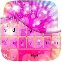 Colorful Sunburst Keyboard icon
