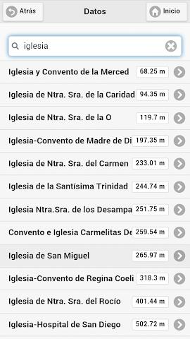 android Movilidad Sanlúcar de Bda. Screenshot 5