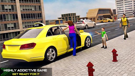 New Taxi Simulator u2013 3D Car Simulator Games 2020 android2mod screenshots 7