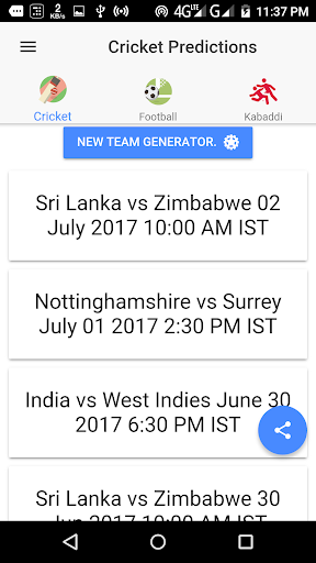 Download All Dream 11 Predictions Tips and Tricks Google Play
