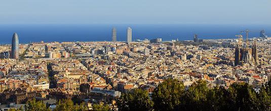Photo: Барселона в един кадър