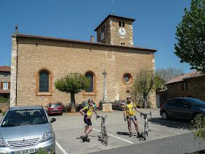 Photo: sortie club sur le 125 km de la Castellane le 26/4/2013 (Jean-Pierre Dussel, Bernard Bernard, Claude Besse)