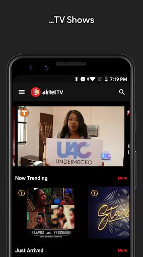 Airtel TV Africa screenshot 3