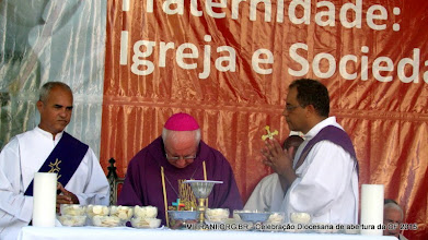 Photo: Celebração Diocesana de abertura da CF 2015