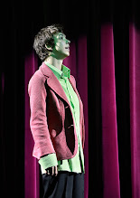 Photo: Wien/ Kammerspiele: AUFSTIEG UND FALL VON LITTLE VOICE von Jim Cartwright. Inszenierung Folke Braband. Premiere 7.5.2015. Eva Meyer. Copyright: Barbara Zeininger