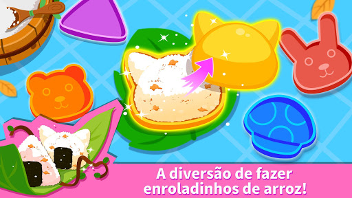 Banquete na floresta do Pandinha - Festa divertida screenshot 3