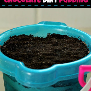 "Chocolate ""Dirt"" Pudding"