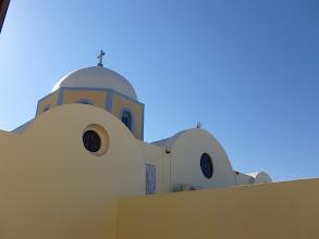 Photo: Monastère Dominicain,  Fira