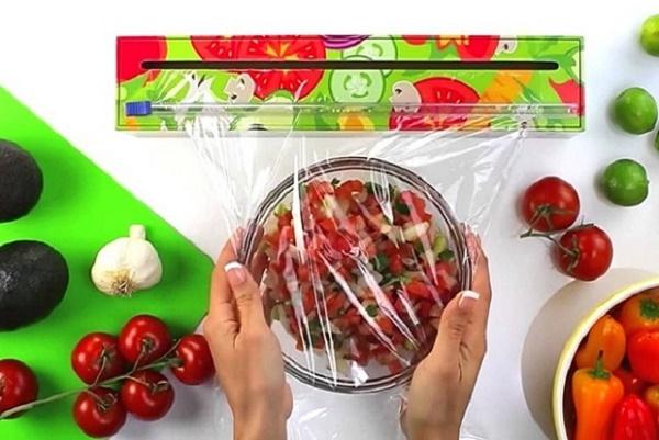 Hãy học cách lựa chọn màng bọc thực phẩm đúng
