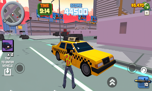 Gangster Furious 3D - náhled