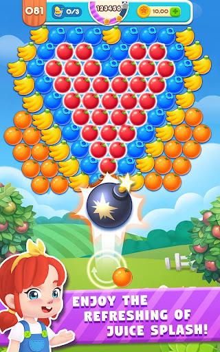 Bubble Blast: Fruit Splash painmod.com screenshots 21