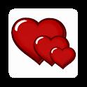 مقياس الحب بين شخصين icon