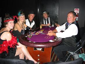 Photo: Poker den for Rio Tinto was a hit!