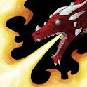 Mini roguelike RPG: Dragon Slayer, princess saver icon
