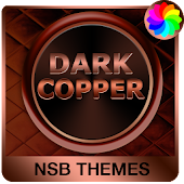 Dark Copper - Theme for Xperia