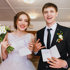 Wedding photographer Anna Oranzhevaya (AnnaOranje). Photo of 24.09.2017