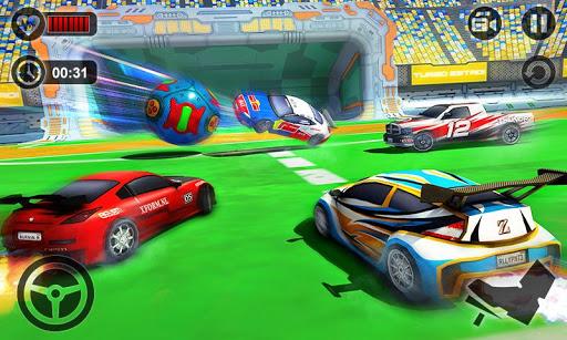 Rocket Car Soccer League: Car Wars 2018  screenshots 3