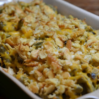 Mom's Green Bean Casserole