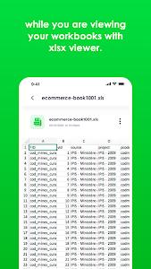 Xlsx File Reader with Xls Viewer 2.0.8