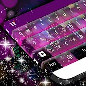 City Lights Keyboard Theme