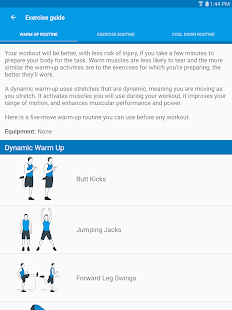 Ultimate Full Body Workouts- screenshot thumbnail