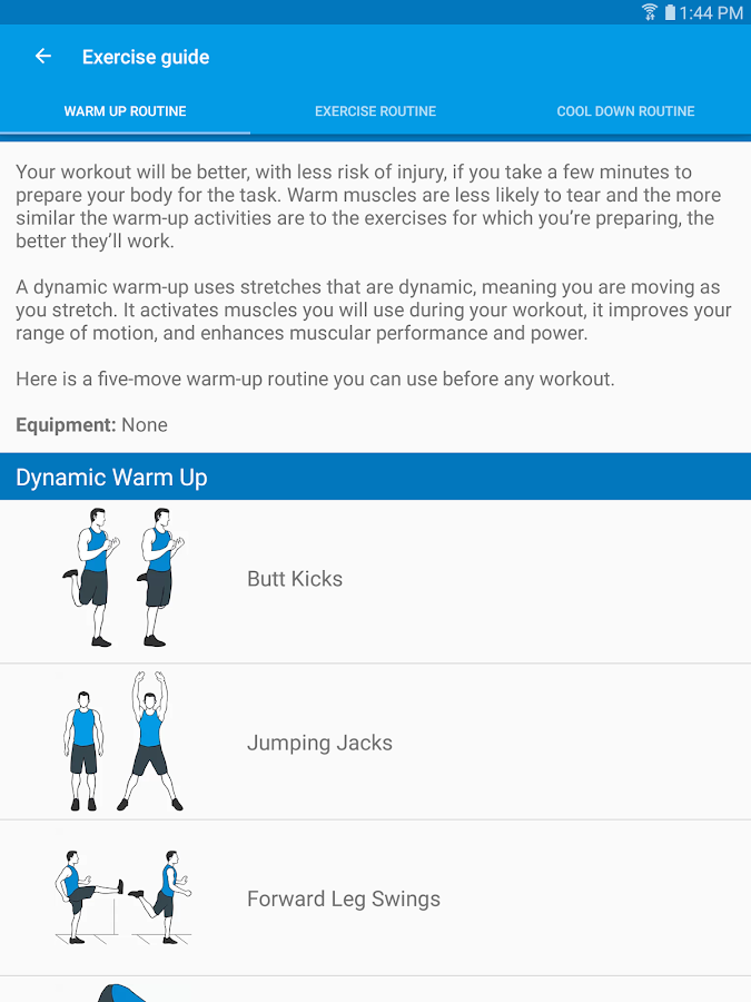 Ultimate Full Body Workouts- screenshot