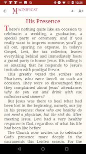 Magnificat Lenten 2020 8