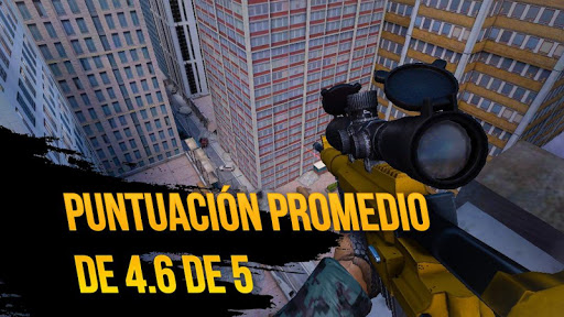 Bullet Force  trampa 5