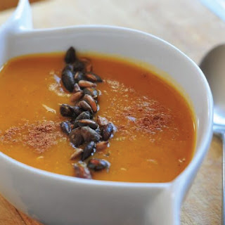 Honey, Orange, Curry and Squash Soup Recipe