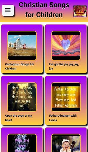 Christian Children's Songs Apk Download 1