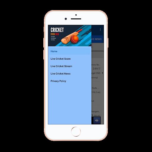 Cricket Fever 2020 Live Score News Live Stream App Store Data Revenue Download Estimates On Play Store