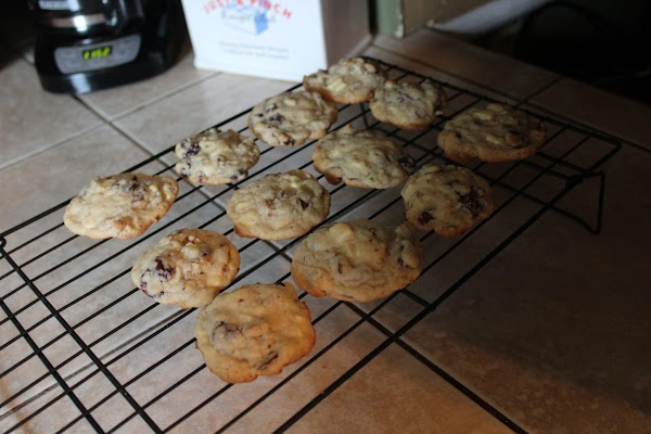 Cool on the baking sheet for 3 minutes before moving to a rack to...