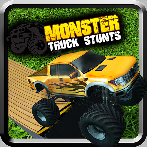 Stunt Arena Monster Truck Park