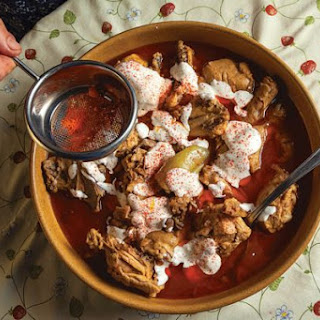 Chicken Paprikash (Paprikás Csirke)
