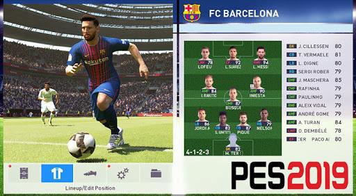 Guide PES 2019 5.3 screenshots 1