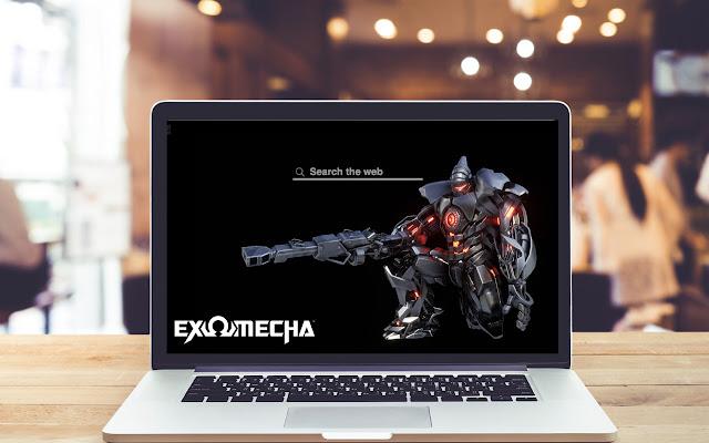 exoMecha HD Wallpapers Game Theme